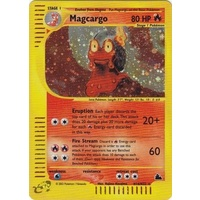 Magcargo H16/H32 E-Series Skyridge Holo Rare Pokemon Card NEAR MINT TCG