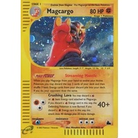 Magcargo H17/H32 E-Series Skyridge Holo Rare Pokemon Card NEAR MINT TCG