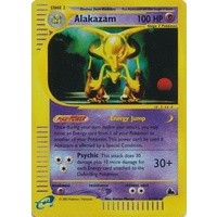 Alakazam 2/144 E-Series Skyridge Reverse Holo Rare Pokemon Card NEAR MINT TCG