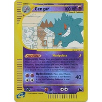 Gengar 10/144 E-Series Skyridge Reverse Holo Rare Pokemon Card NEAR MINT TCG