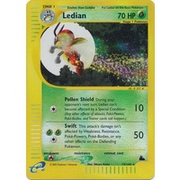 Ledian 15/144 E-Series Skyridge Reverse Holo Rare Pokemon Card NEAR MINT TCG