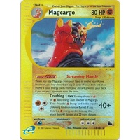 Magcargo 18/144 E-Series Skyridge Reverse Holo Rare Pokemon Card NEAR MINT TCG