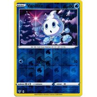 Vanillite 45/189 SWSH Darkness Ablaze Reverse Holo Common Pokemon Card NEAR MINT TCG