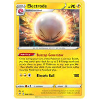 Electrode 46/185 Vivid Voltage Holo Rare Pokemon Card NEAR MINT TCG