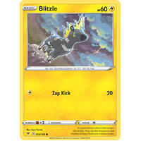 Blitzle 53/185 Vivid Voltage Common Pokemon Card NEAR MINT TCG