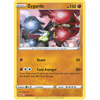 Zygarde 93/185 Vivid Voltage Holo Rare Pokemon Card NEAR MINT TCG
