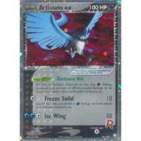 Rocket's Articuno ex 96/109 EX Team Rocket Returns Holo Ultra Rare Pokemon Card NEAR MINT TCG
