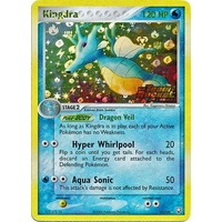 Kingdra 12/109 EX Team Rocket Returns Reverse Holo Rare Pokemon Card NEAR MINT TCG