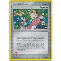 Copycat 83/109 EX Team Rocket Returns Reverse Holo Uncommon Trainer Pokemon Card NEAR MINT TCG