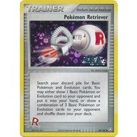 Pokemon Retriever 84/109 EX Team Rocket Returns Reverse Holo Uncommon Trainer Pokemon Card NEAR MINT TCG