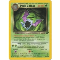 Dark Golbat 24/82 Team Rocket Unlimited Rare Pokemon Card NEAR MINT TCG