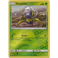 Dewpider 16/156 SM Ultra Prism Reverse Holo Common Pokemon Card NEAR MINT TCG