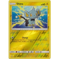 Shinx 46/156 SM Ultra Prism Reverse Holo Common Pokemon Card NEAR MINT TCG