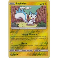Pachirisu 49/156 SM Ultra Prism Reverse Holo Common Pokemon Card NEAR MINT TCG