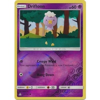 Drifloon 51/156 SM Ultra Prism Reverse Holo Common Pokemon Card NEAR MINT TCG