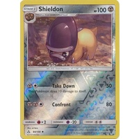Shieldon 84/156 SM Ultra Prism Reverse Holo Uncommon Pokemon Card NEAR MINT TCG