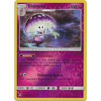 Shiinotic 93/156 SM Ultra Prism Reverse Holo Rare Pokemon Card NEAR MINT TCG