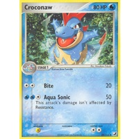 Croconaw 38/115 EX Unseen Forces Uncommon Pokemon Card NEAR MINT TCG