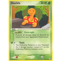 Shuckle 47/115 EX Unseen Forces Uncommon Pokemon Card NEAR MINT TCG