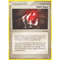 Solid Rage 92/115 EX Unseen Forces Uncommon Trainer Pokemon Card NEAR MINT TCG