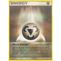 Metal Energy 97/115 EX Unseen Forces Rare Pokemon Card NEAR MINT TCG