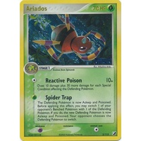 Ariados 2/115 EX Unseen Forces Reverse Holo Rare Pokemon Card NEAR MINT TCG