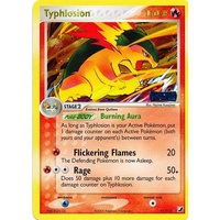 Typhlosion 17/115 EX Unseen Forces Reverse Holo Rare Pokemon Card NEAR MINT TCG