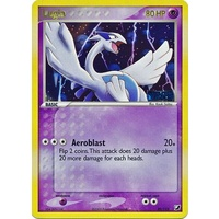 Lugia 29/115 EX Unseen Forces Reverse Holo Rare Pokemon Card NEAR MINT TCG