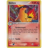 Quilava 45/115 EX Unseen Forces Reverse Holo Uncommon Pokemon Card NEAR MINT TCG