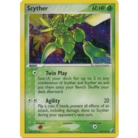 Scyther 46/115 EX Unseen Forces Reverse Holo Uncommon Pokemon Card NEAR MINT TCG