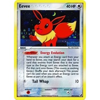 Eevee 55/115 EX Unseen Forces Reverse Holo Common Pokemon Card NEAR MINT TCG