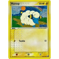 Mareep 62/115 EX Unseen Forces Reverse Holo Common Pokemon Card NEAR MINT TCG