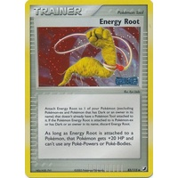 Energy Root 83/115 EX Unseen Forces Reverse Holo Uncommon Trainer Pokemon Card NEAR MINT TCG