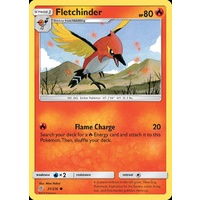 Fletchiner 31/236 SM Unified Minds Common Pokemon Card NEAR MINT TCG