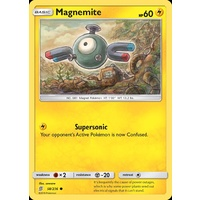 Magnemite 58/236 SM Unified Minds Common Pokemon Card NEAR MINT TCG