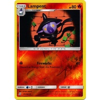 Lampent 29/236 SM Unified Minds Reverse Holo Uncommon Pokemon Card NEAR MINT TCG