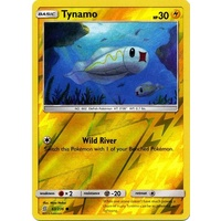 Tynamo 63/236 SM Unified Minds Reverse Holo Common Pokemon Card NEAR MINT TCG