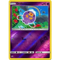 Drifloon 80/236 SM Unified Minds Reverse Holo Common Pokemon Card NEAR MINT TCG