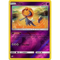 Uxie 83/236 SM Unified Minds Reverse Holo Rare Pokemon Card NEAR MINT TCG