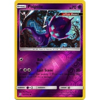 Poipole 102/236 SM Unified Minds Reverse Holo Common Pokemon Card NEAR MINT TCG