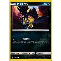 Murkrow 128/236 SM Unified Minds Reverse Holo Common Pokemon Card NEAR MINT TCG