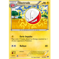 Electrode 45/146 XY Base Set Uncommon Pokemon Card NEAR MINT TCG